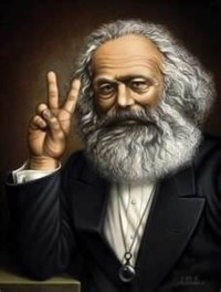 Karl Marx, was a German philosopher, economist, sociologist, historian, journalist, and revolutionary socialist. His ideas played a significant role in the development of social science and the socialist political movement.