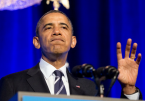 President Obama - It's Complicated - Opine Needles